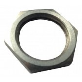"3/4"" Slimline Steel Lock Nut"