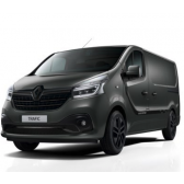 BRAND NEW - 2021/21 - Renault Trafic Black SWB & Speedliner Lining