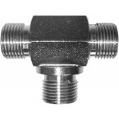 "T-Connection 3/8""M X 3/8""M"
