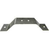 SINGLE STAND-OFF BRACKET FOR GP2 FOR 15 & 18 mm OD PIPE