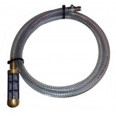 3m Suction Pipe Assembly (With Strainer & QR Probe)
