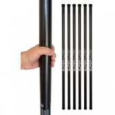 Gutter-Xtreme High level Clamped Vacuum Poles
