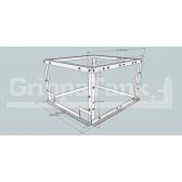 GrippaPRO 500 Flat Tank  Frame