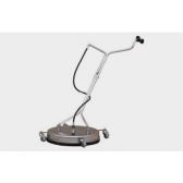 "GrippaJET TD 520mm 20"""" Stainless Steel Rotary Surface Cleaner"""