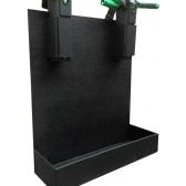 GrippaRACK Trade Bucket Holder with Tray