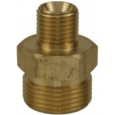 """NIPPLE M22 M X 3/8""""M TO SUIT 15mm NOSE"""