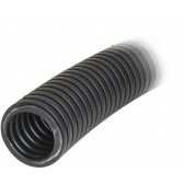 CORRUGATED CONDUIT HOSE, BLACK