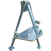 GALVANISED FRAME FOR PTO