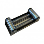 GrippaHOSE Roller Guide (Powder Coated frame with S/Steel rollers)