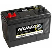 Numax 12V 105Ah Battery - DUAL Terminal