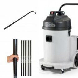 High Level Fine Dust Vacuum Systems