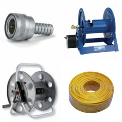 Hose Connectors & Reels